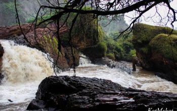 водопад словнов