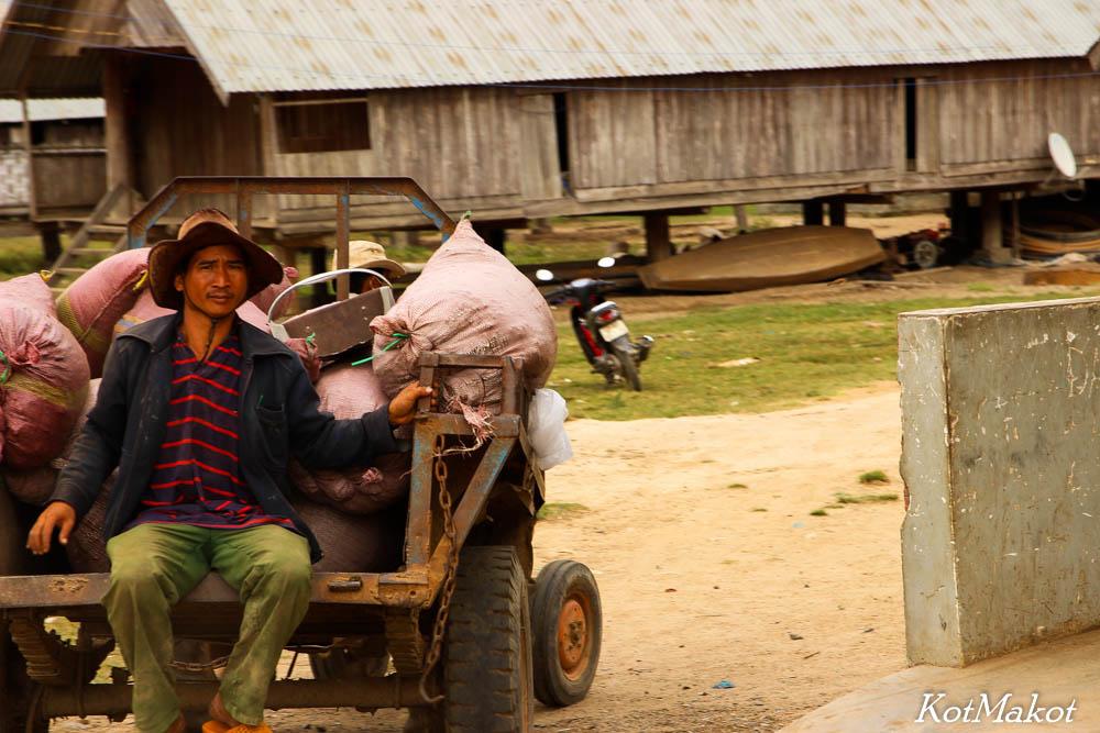 Колорит Вьетнама- вьетнамская деревня-