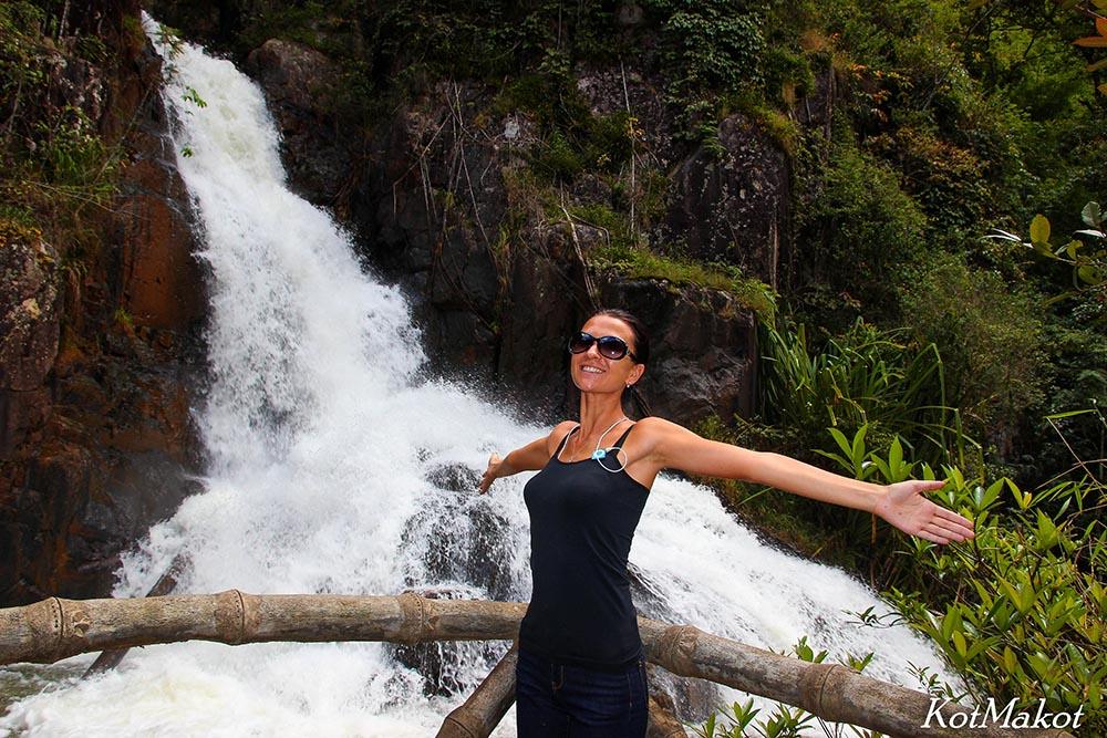 водопад датална