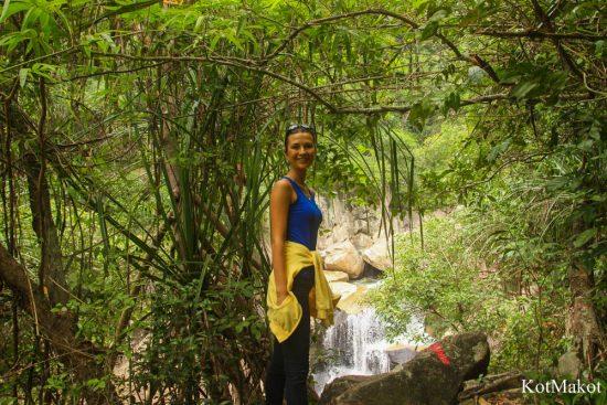 Водопад Бахо, Нячанг, Вьетнам