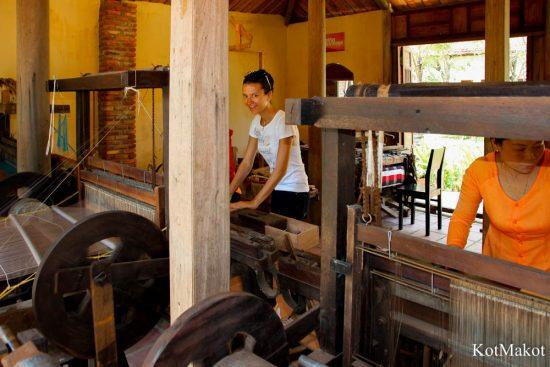 Шелковая фабрика в Хойане