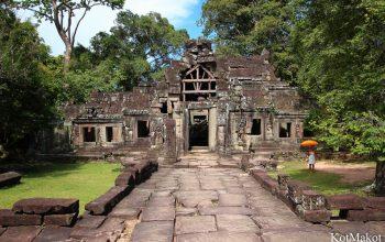 Ангкор Ват, Камбоджа 2014 год