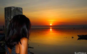 Панглао, Филиппины, закат