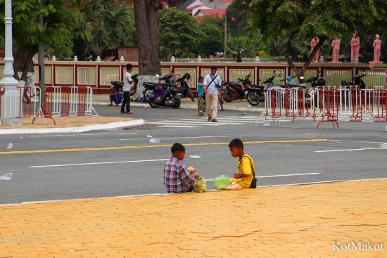 ПномПень, Камбоджа 2014 год
