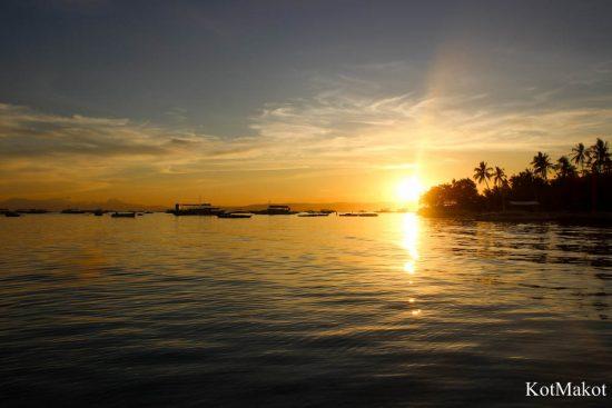 Закат на Панглао, Филиппины 2015