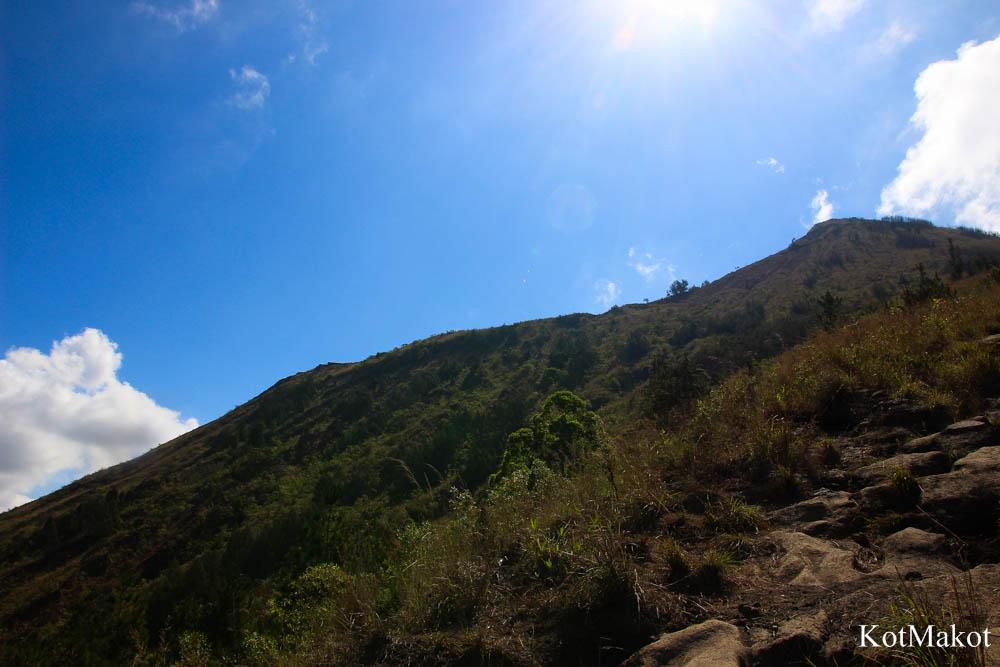 Вулкан Батур, Бали 2015 год
