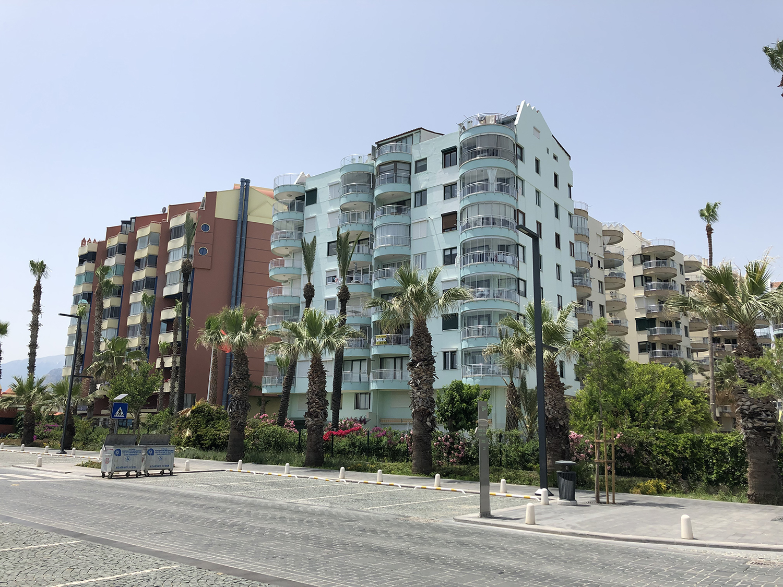 аренда квартиры в анталии на берегу моря