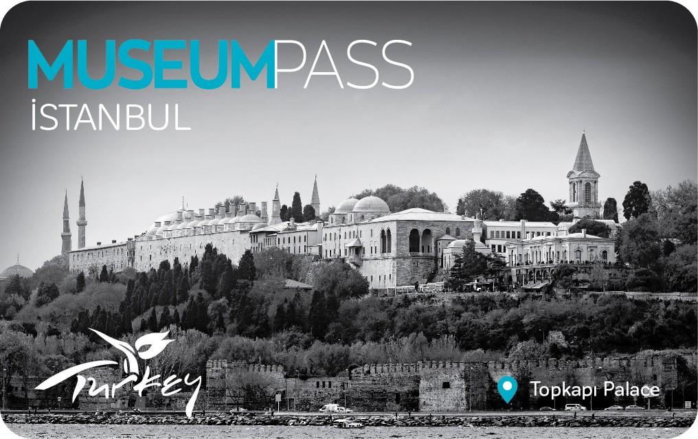 MUSEUM PASS İSTANBUL музейная карта в стамбуле