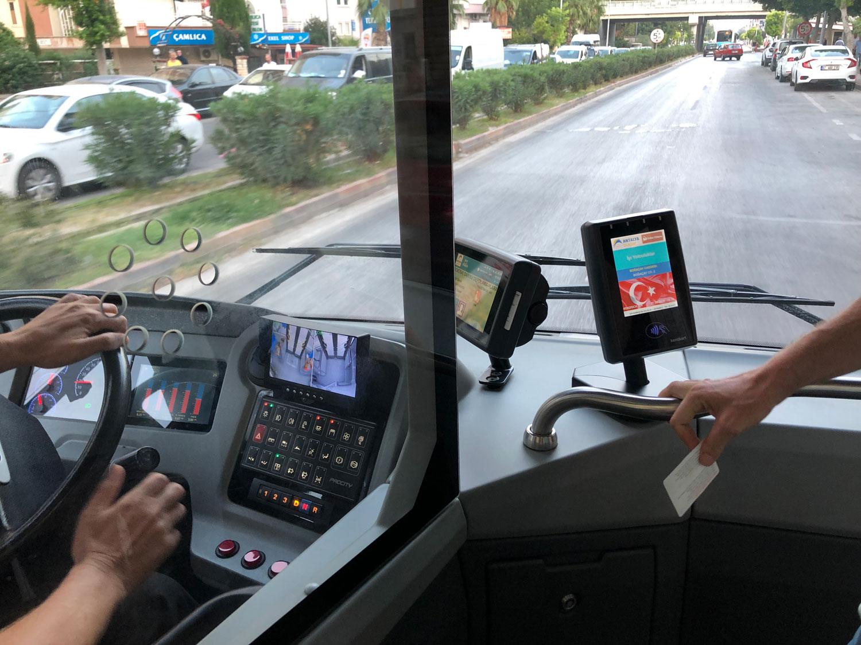 Автобусы в Анталии. Цена и маршруты
