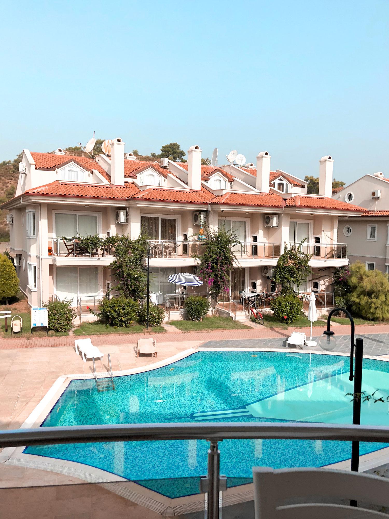 Аренда квартиры в Турции