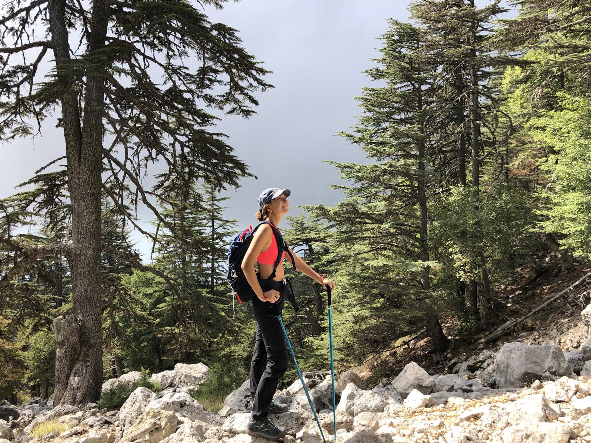 Восхождение на Тахталы 2020 пешком